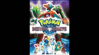 pokemon movie 7 destiny deoxys ''side of paradise'' full ending song