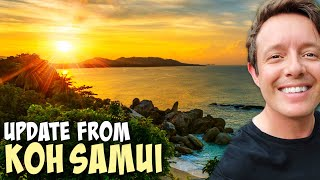 Positive Life Update From Koh Samui ❤️ DATING + Island Life