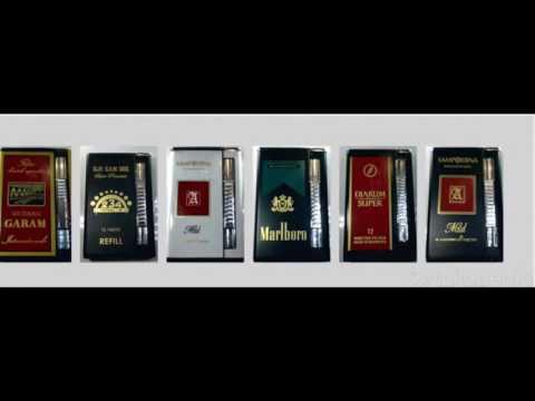 Ragam Kotak Rokok Unik & Stylish