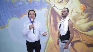 Samir Mokrani dit:ANZA sur Berbère télévision lors du 20 ème aniver...