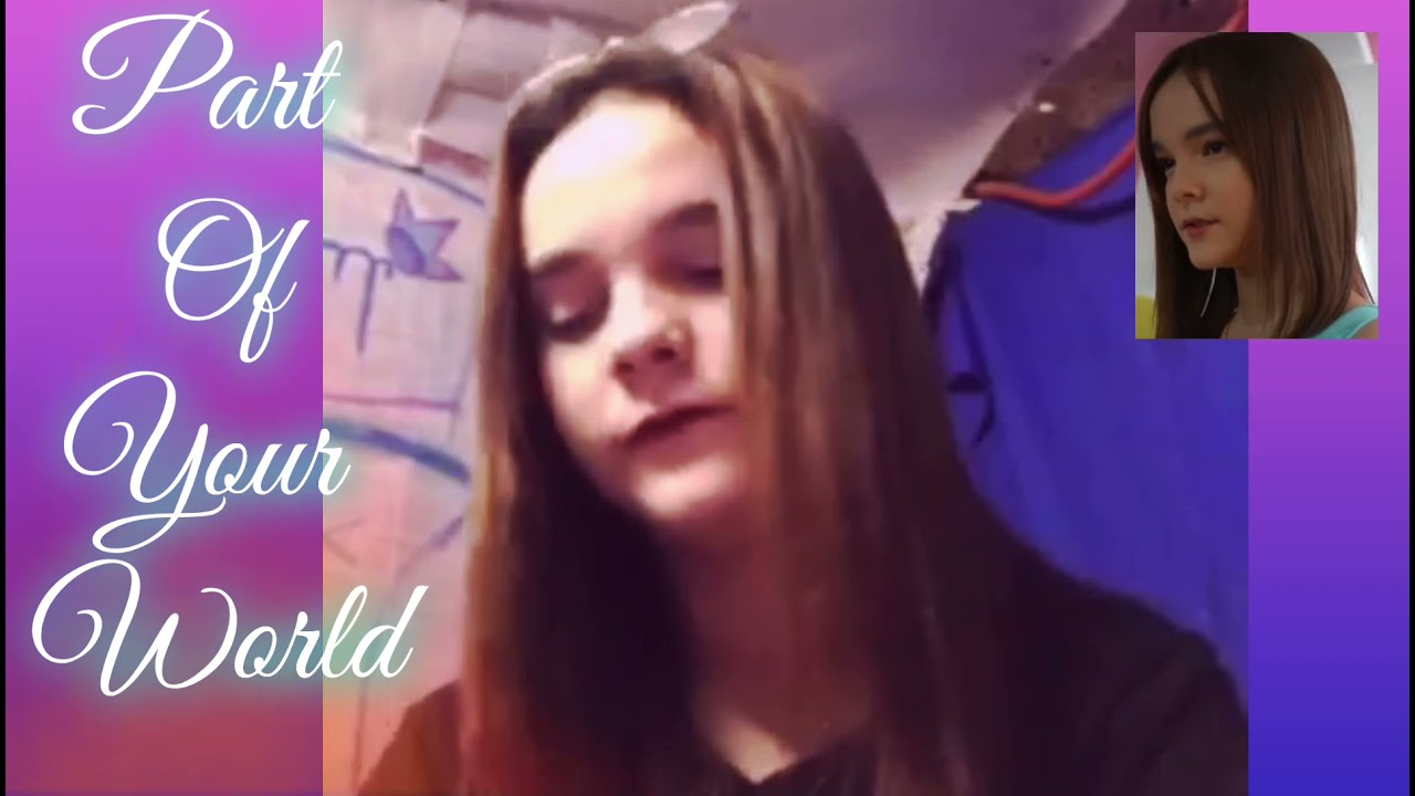 Part of Your World cover by Mandy Sevillana
