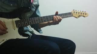 きのこ帝国/スクールフィクションのギターソロを弾いてみました。