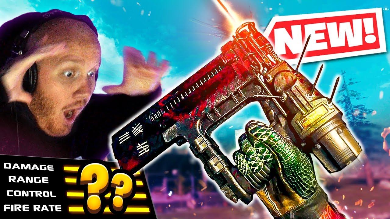 THE NEW SEASON 4 NAIL GUN IS NO JOKE!