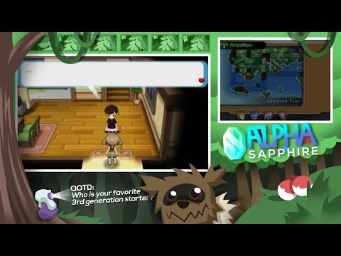 Pokémon Alpha Sapphire   My Body Is Ready   Ep.1
