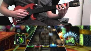 Guitar Hero: Aerosmith (PS3) - Walk This Way feat. Run DMC (Expert Guitar)