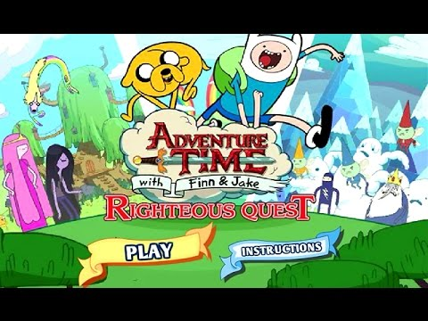 Adventure Time with Finn & Jake – RIGHTEOUS QUEST
