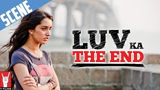 Rhea Breaks Down - Scene - Luv Ka The End