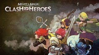 Обзор Might & Magic Clash of Heroes