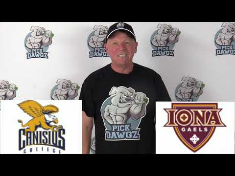 Iona vs Canisius 3/10/20 Free College Basketball Pick and Prediction CBB Betting Tips