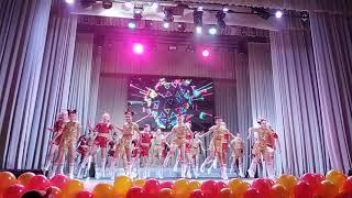 """Образцовый ансамбль """"Каприз"""" - Хип-Хоп (г.Лиман) / Видео"""