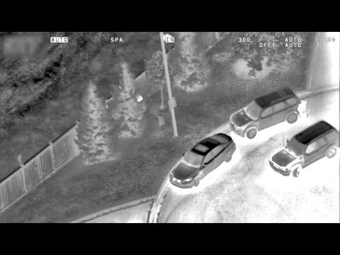 Man Uses Laser on Police Helicopter and Gets Arrested