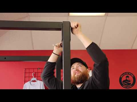 How to assemble the Residential Power Rack 4.1 By Bells of Steel