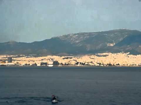 TimeLapse - Piraeus Port Traffic