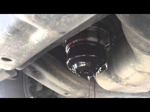 Замена масла в двигателе на LEXUS RX 350