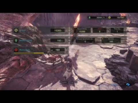 MHW Solo SA Freestyle Tempered Rathalos: Elder's Recess 2'55