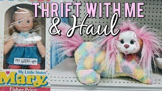 Goodwill Thrift with Me & Thrift Haul/Fun Finds+Home Decor!