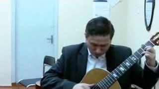 TaTu All about us Classical Guitar Cover