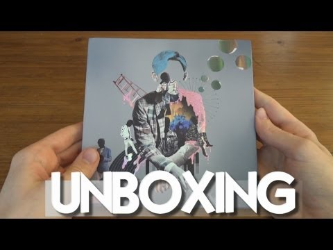 Unboxing - WHY SO SERIOUS (SHINee)