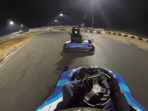 Gopro Motorplex Go Kart Race Give a Kid a Christmas Charity