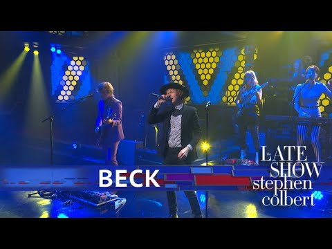 Beck Performs 'Colors'