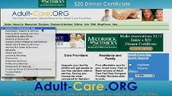 AdultCare.org: Perfect Marketing Tools for Senior & Elder Care Providers