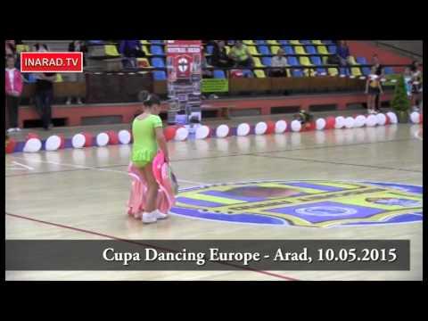 Cupa Dancing Europe   deschidere festiva 10 mai 2015