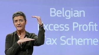 Belgien gewährt Konzernen illegale Steuervorteile