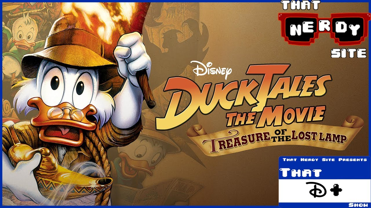 Download DuckTales The Movie: Treasure of the Lost Lamp (That D+ Show Ep. 13)