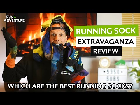 BEST RUNNING SOCKS FOR RUNNERS | Running Sock Extravaganza Review | Run4Adventure