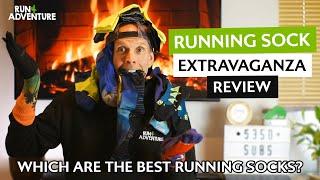 BEST RUNNING SOCKS FOR RUNNERS | Running Sock Extravaganza Review | Run4Adventure