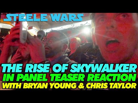 The Rise of Skywalker teaser r...