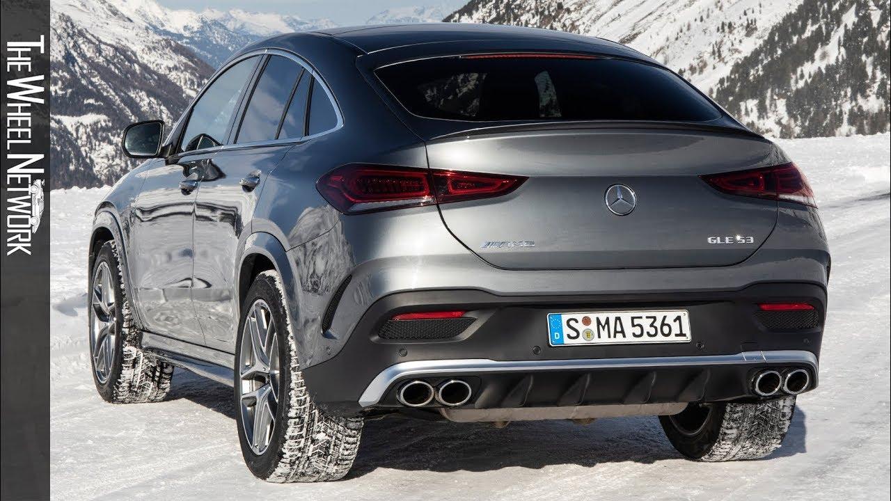2020 Mercedes Benz Gle 53 4matic Coupe Selenite Gray