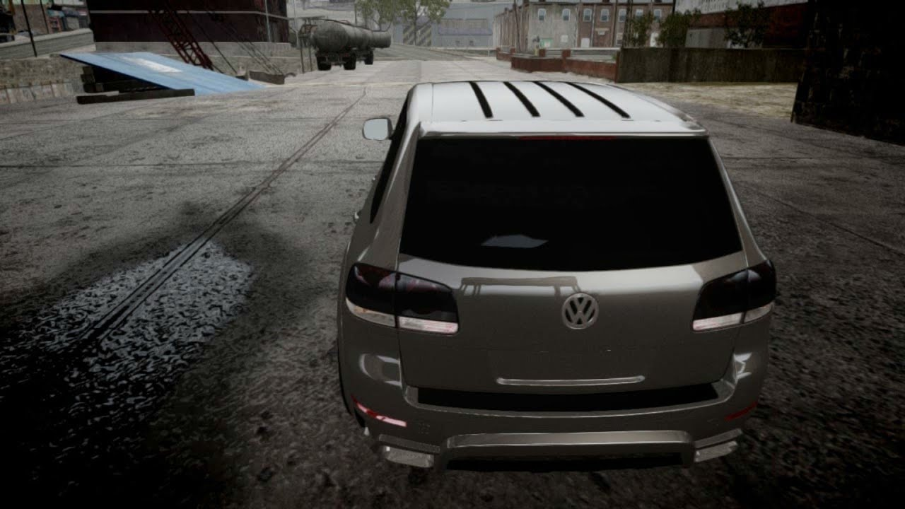 gta iv volkswagen touareg r50 tune 39 08 enb series ultimate textures youtube. Black Bedroom Furniture Sets. Home Design Ideas