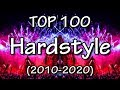 Hardstyle Top 100 Of The Decade (2010-2020)