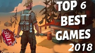 Top 6 Best Free Games Android & iOS 2018