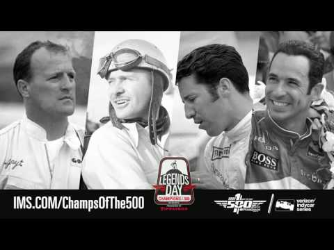 A Special Announcement From Indianapolis Motor Speedway