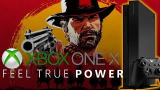 Red Dead Redemption 2 Justifies the Xbox One X | Red Dead Redemption 2 Impressions