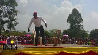 jaja bruce and vj jingo   Jajja Bruce, the comedian  LIVE TRUE EVENTS EBIFA MUNSI