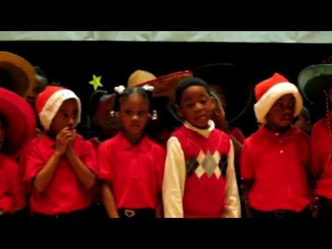 Christmas Play 2012 Inborden Elementary School