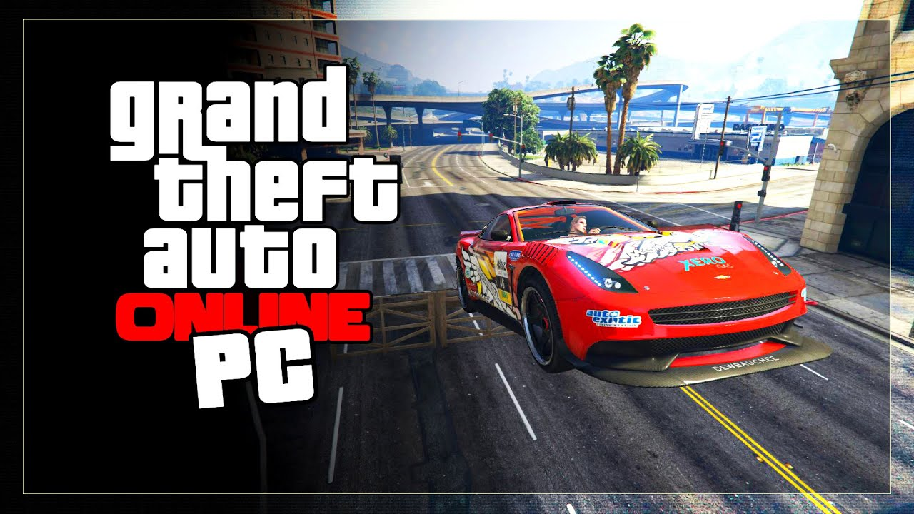 how to play gta 5 online on pc