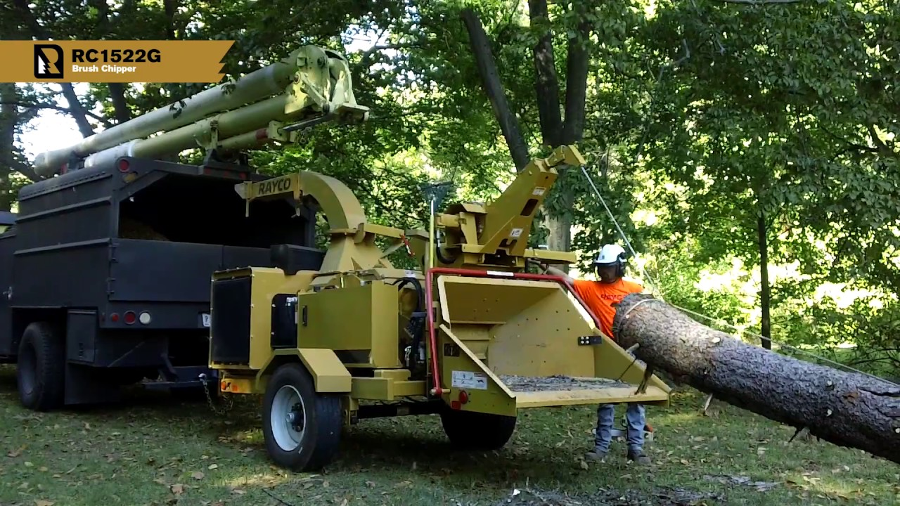 Wood Chippers » EARTHBORNE INC