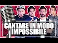 CANTARE IN MODO IMPOSSIBILE (BONUS)