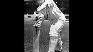 Batting Lessons From  Sir Donald Bradman I The Master Of Cricket| Don Bradman in How I Play Cricket