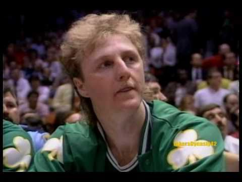 1985-86 Boston Celtics: Sweet Sixteen Part 6/7