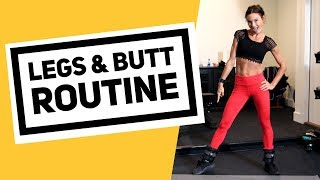 Legs and Butt Routine