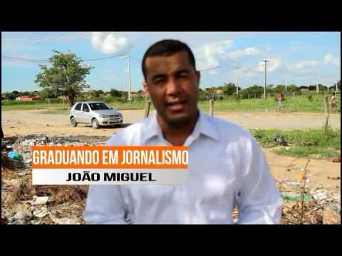 Jornalista denuncia lixões em Carinhanha e Malhada. Vídeo.
