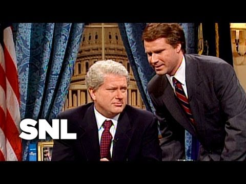 Cold Opening: Budget Surplus - Saturday Night Live