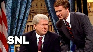Cold Opening: Budget Surplus - Saturday Night Live