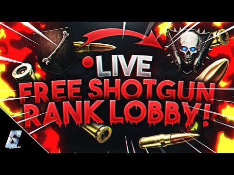 (PS3) BO2 Free Shotgun Rank Lobby #ROADTO6,6k