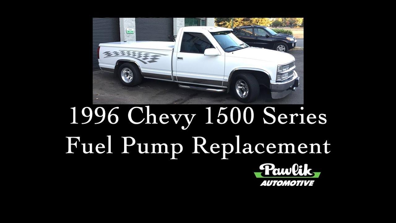 96 chevy 1500 fuel pump